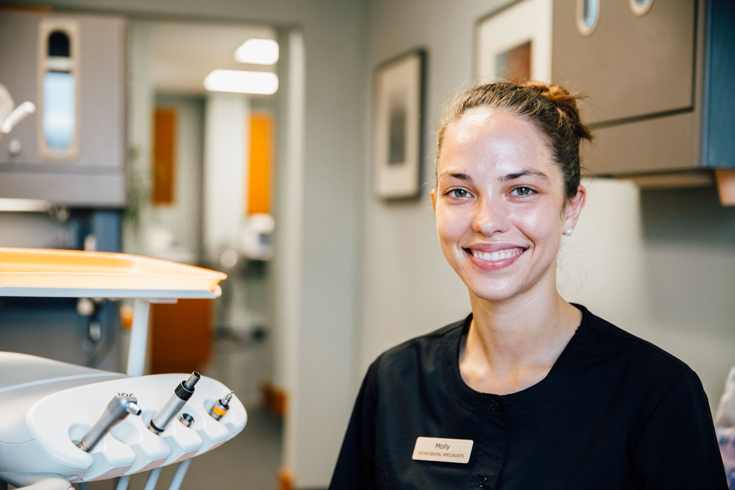 Molly - Dental Assistant - Portrait